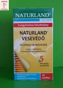 Naturland Vesevédő tea