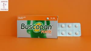 Buscopan Forte tabletta