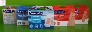 Salvequick sebtapasz új csomagolás