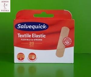 Salvequick sebtapsz textil, elasztikus,JPG