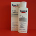 Eucerin DermoCapillare extra kímélő sampon