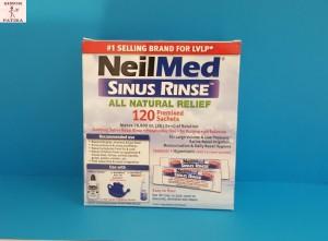 NeilMed Sinus Rinse orrmosó utántöltő felnőtt