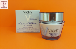 Vichy Aqualia Thermal Rich krém5