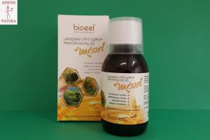 Bioeel Lándzsás útifű szirup fenyőrüggyel és mézzel
