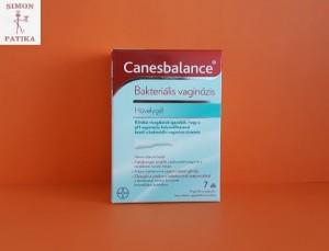 Canesbalance hüvely bakteriális fertőzése