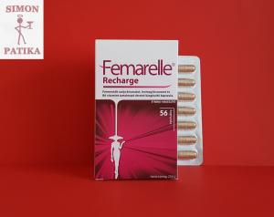 Femarelle Recharge klimax 50 év felett