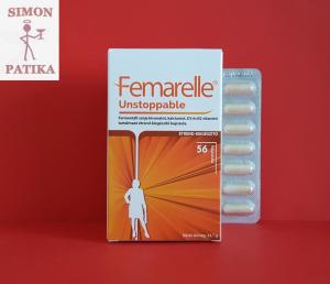 Femarelle Unstoppable klimax 60 év felett