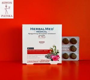 Herbal Med Medical szopogató tabletta torokfájás