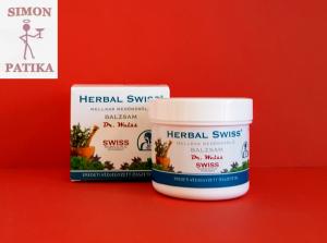 Herbal Swiss mellkas bedörzsölő balzsam