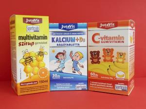 JutaVit gyerek vitaminok