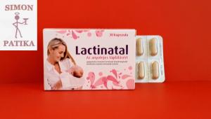 Lactinatal kapszula anyatejserkentő