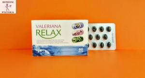 Valeriana Relax kapszula 60db