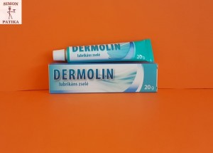 Dermolin lubrikáns gél sikosító