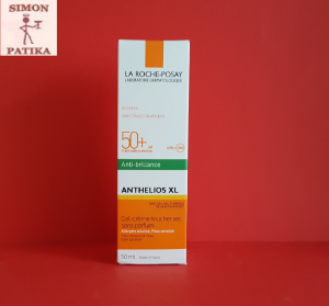 Anthelios gél-krém SPF50+  50ml