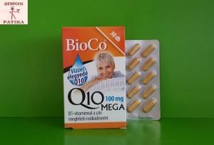 BioCo Q10 Mega 100db kapszula
