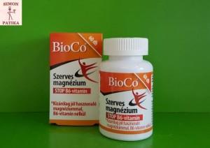 BioCo Szerves Magnézium Stop B6