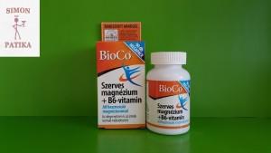 BioCo Szerves magnézium 90db