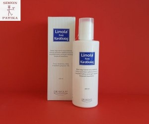 Linola Fett fürdőolaj