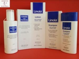 Linola krém, sampon, fürdőolaj száraz bőr,ekcéma