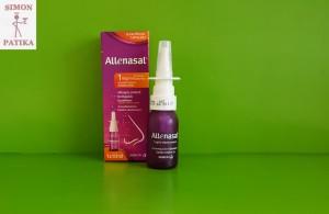 Allenasal allergia orrspray
