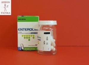 Enterol kapszula probiotikum