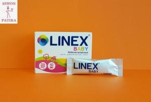 Linex baby granulátum probiotikum