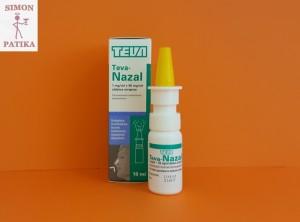 Teva Nazal orrspray allergia, nátha, megfázás