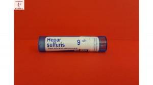 Hepar sulfuris C9 Boiron